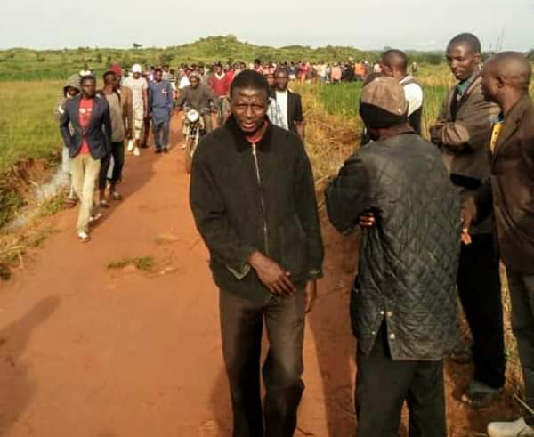 Photos Of The Man & His Son Killed By Fulani Herdsmen In Plateau State 1