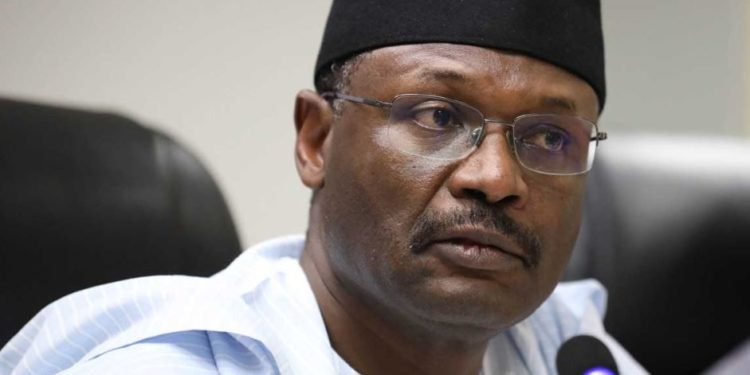 We Didn't Transmit Results Electronically – INEC Chairman
