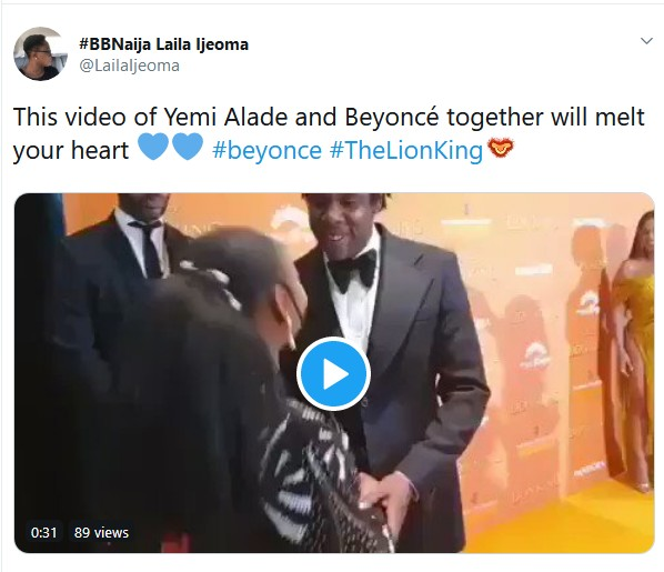 Image result for yemi alade and beyonce