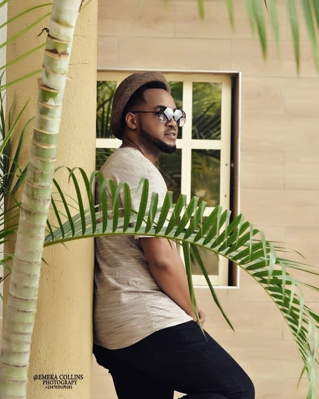 Actor Nonso Diobi Celebrates His 43rd Birthday With Cute Photos