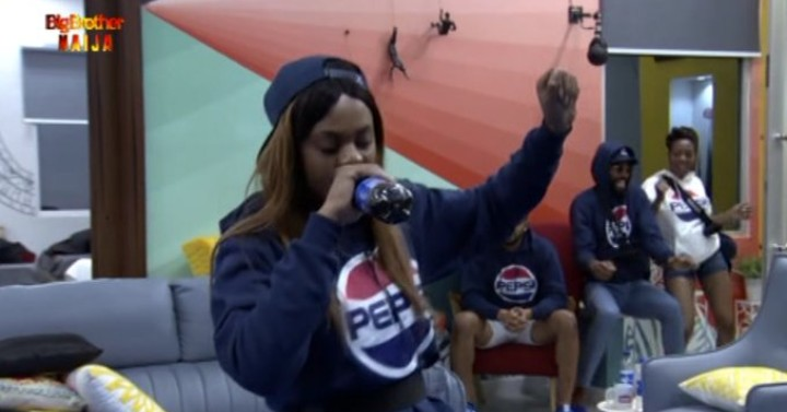"BBNaija2019: Jackie Wins 1.5 Million Naira ""Pepsi Lyrics Challenge"" 1"