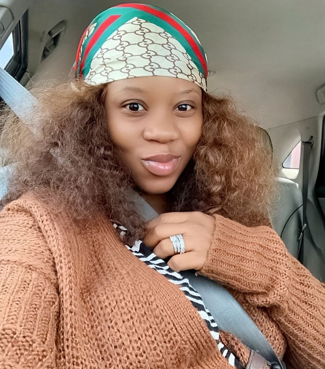 """I Choose Not To Hide It"" Actress, Wumi Toriola Shows Off Baby Bump 1"