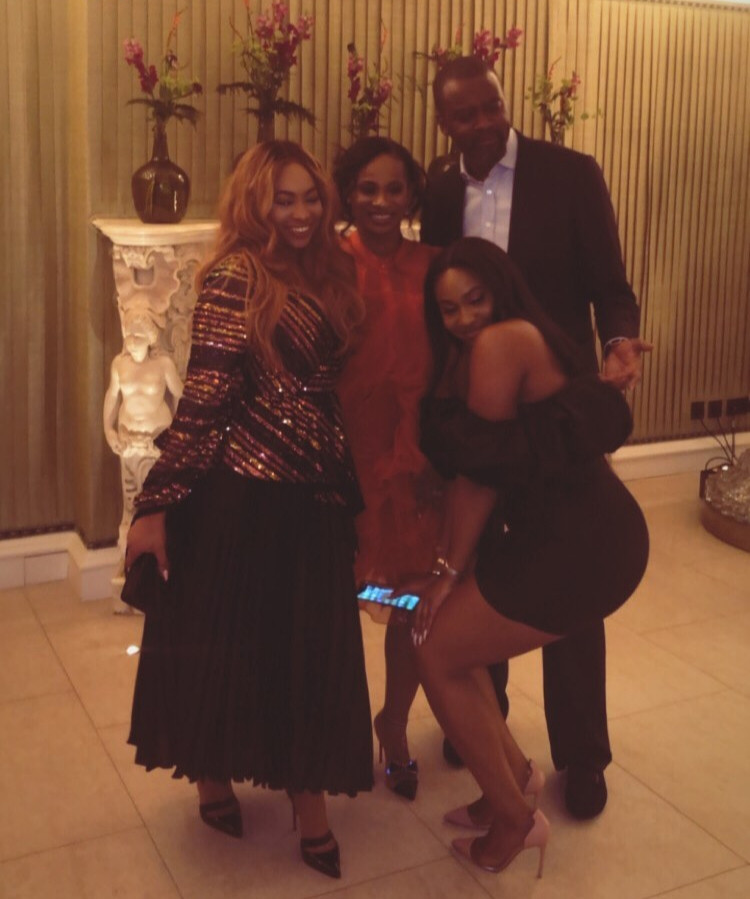 Pre-Graduation Dinner Of Ex-oyo State Governor, Abiola Ajimobi's Daughter [Photo]