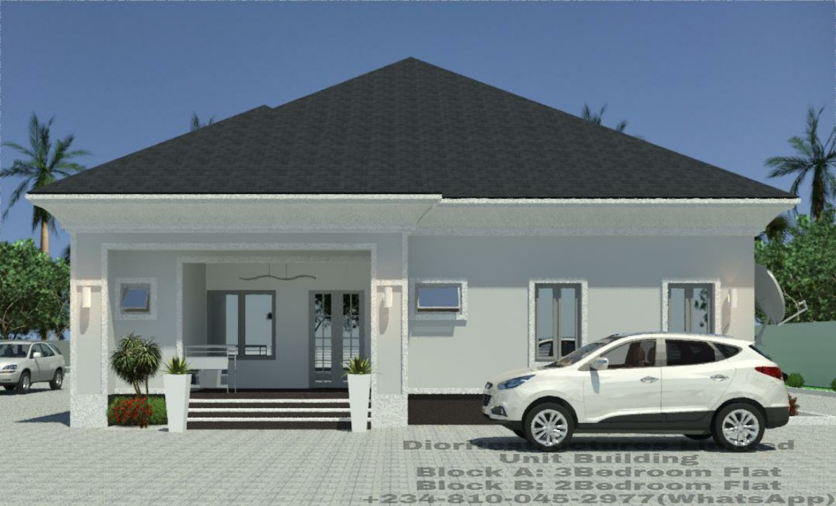 Architectural designs for nairalanders african innovative