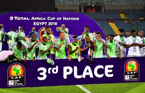 Super Eagles To Receive N714m From CAF As Prize Money For 2019 AFCON