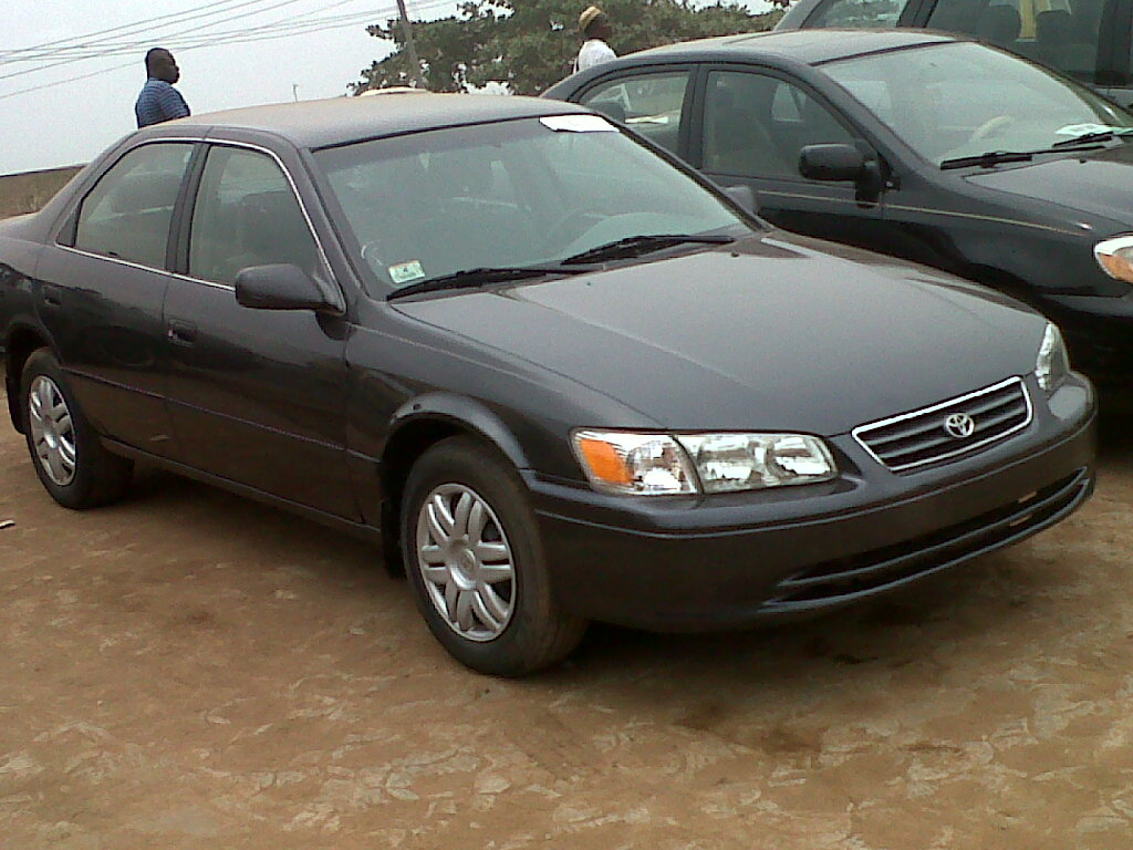 a tokunbo toyota camry for sale 2001 model autos nigeria. Black Bedroom Furniture Sets. Home Design Ideas