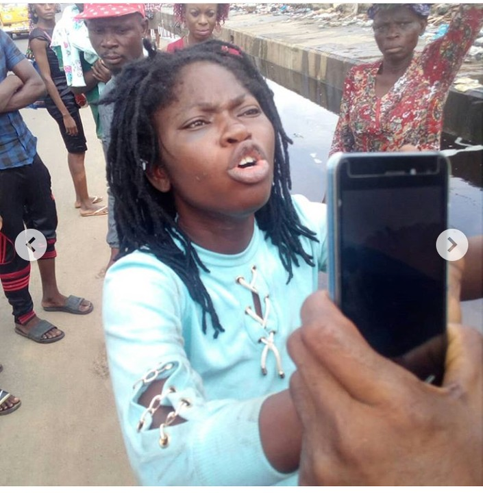 Lady Nabbed While Trying To Discard Her Infant In Lagos
