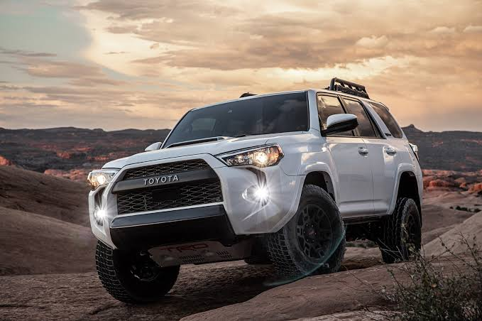 2020 Toyota 4runner Reviews And Specifications - Car Talk ...