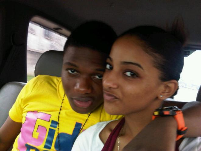 is banky dating wizkid sister