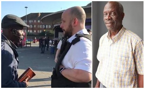 Nigerian Man Who Was Arrested By UK Police For Preaching Has Been Awarded £2,500