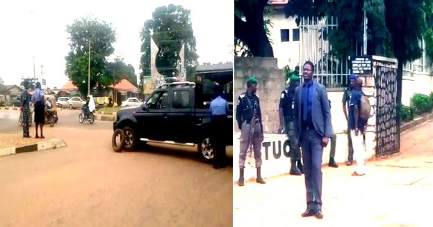Tight Security In Kaduna As Court Rules On El-zakzaky's Bail Application Today 1