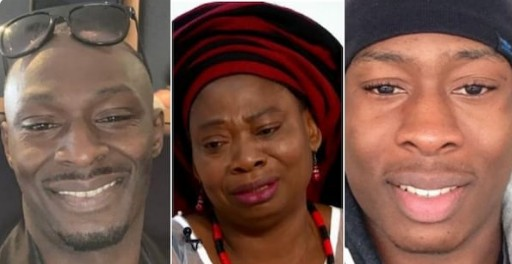 Nigerian Mom Break Down In Tears On TV After Losing 3 Sons To Gang Violence In London