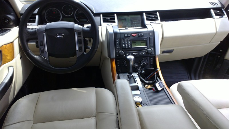 Toks 2008 Range Rover Sport Supercharged Start Up Autos