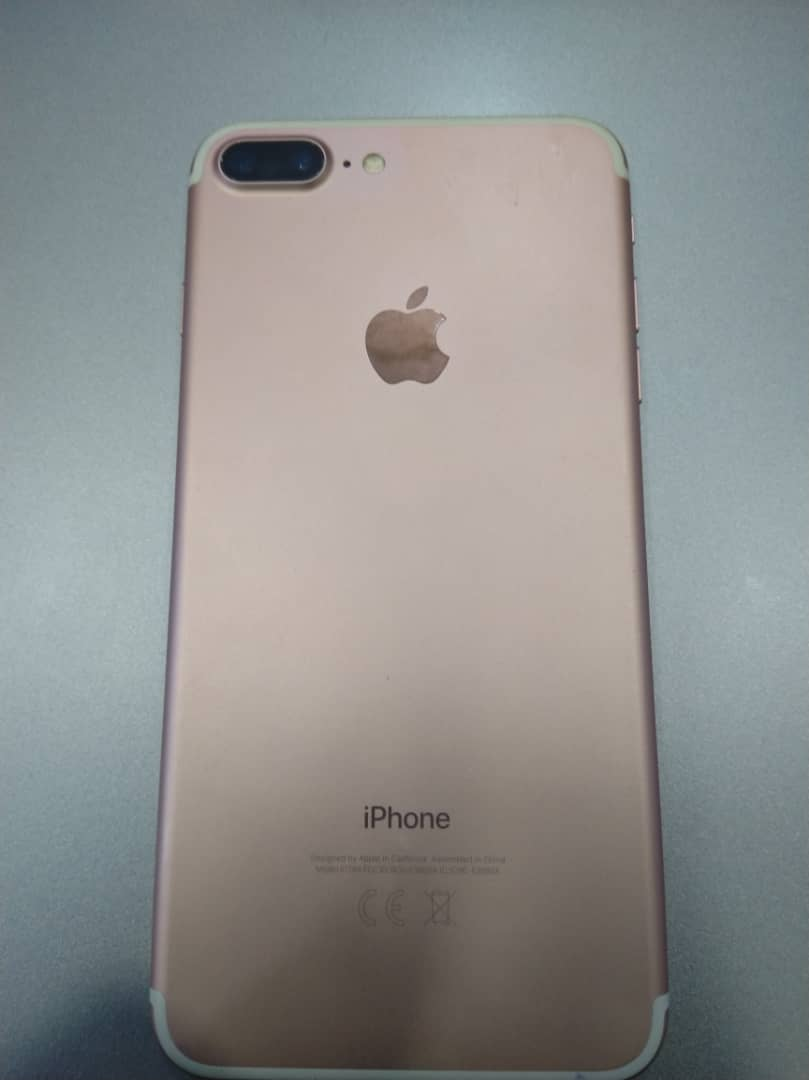 Uk Used Apple Iphone 7 Plus 128gb For Sale 115k In Lagos Nigeria Phones Nigeria