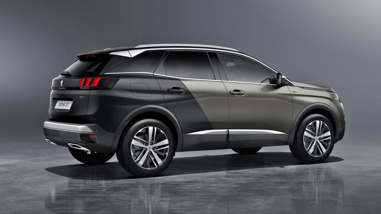 All About The New Peugeot 3008 Car Talk Nigeria
