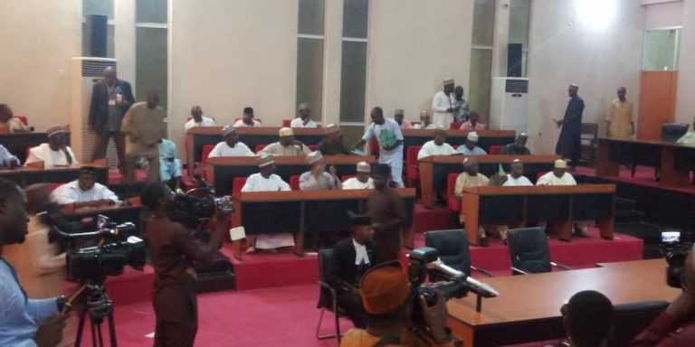 Bauchi Assembly Crisis Finally Resolved As Factional Speaker Takes Oath