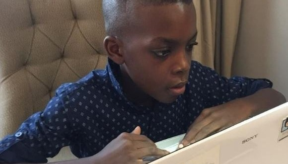 Image result for Basil Okpara Jr, 9-Year-old Nigerian Programmer Who Built 30 Mobile Games