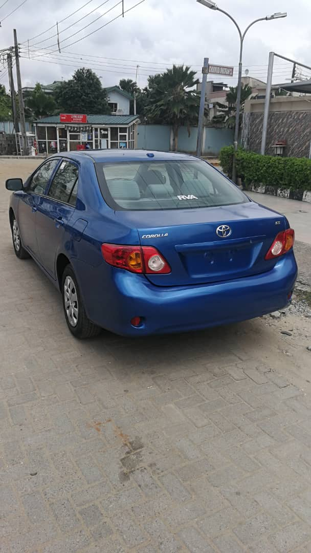 SOLD 2010 Toyota Corolla Now Available At Decent Price SOLD SOLD