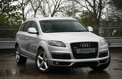 how much does an audi q7 cost in lagos car talk nigeria. Black Bedroom Furniture Sets. Home Design Ideas