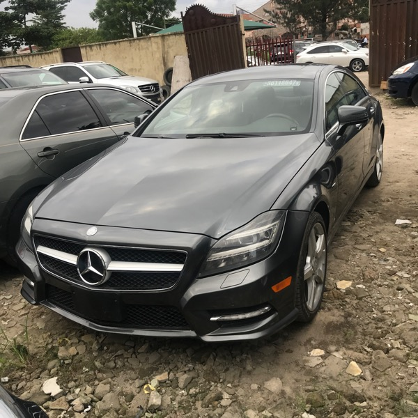 Extremely Clean Mercedes Benz CLS 550 2012 Model For 10.7m