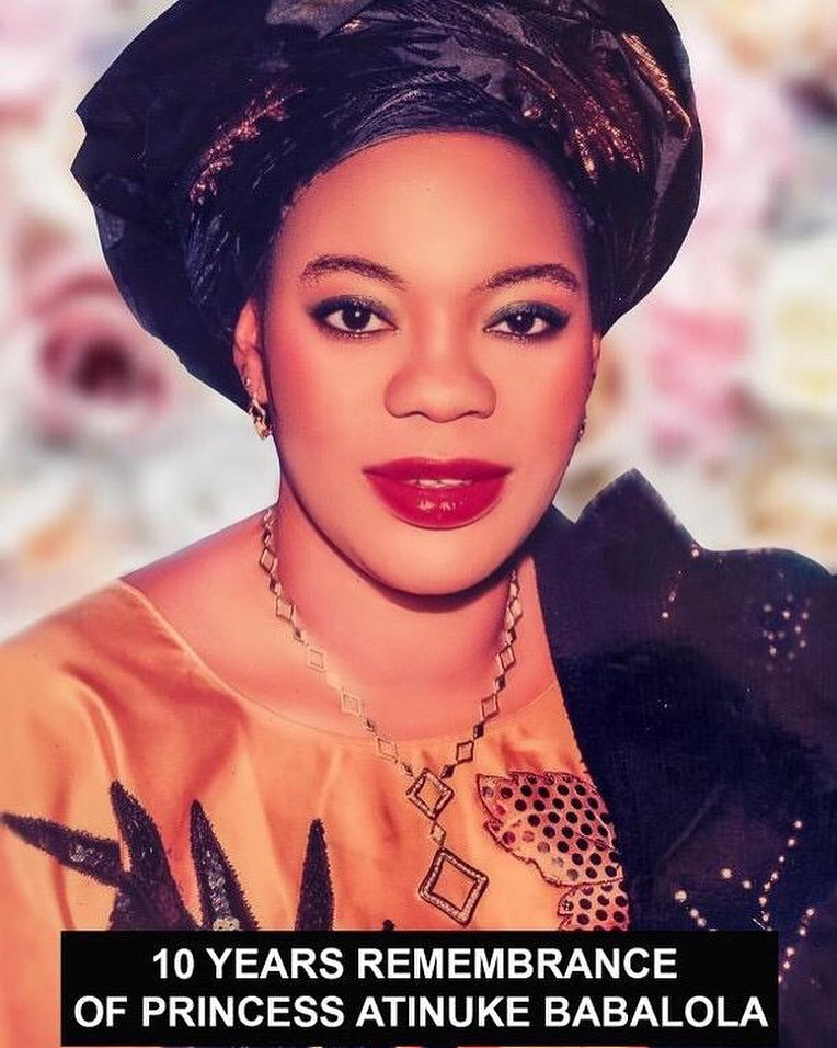 Toyin Lawani Celebrates Her Late Mother After 10years - Celebrities